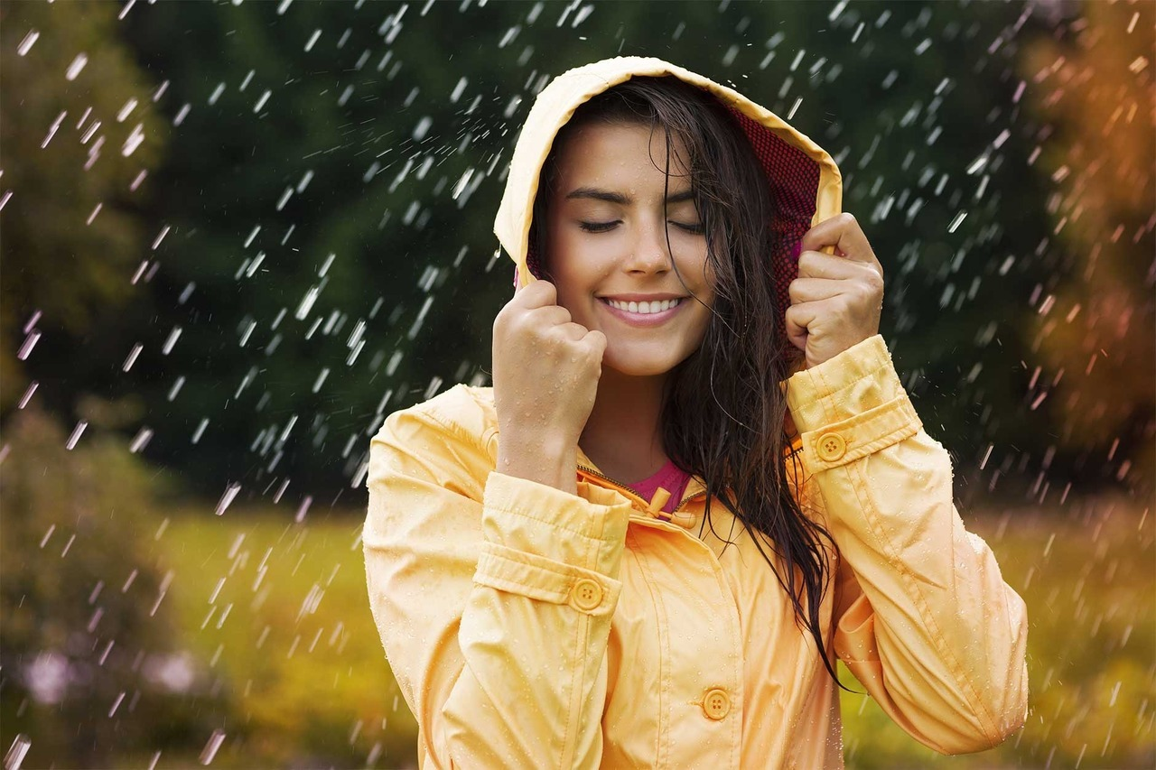 Happiness is a new rain coat! (and other customer service stories ...